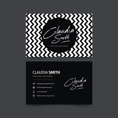 طراحی کارت تجاری