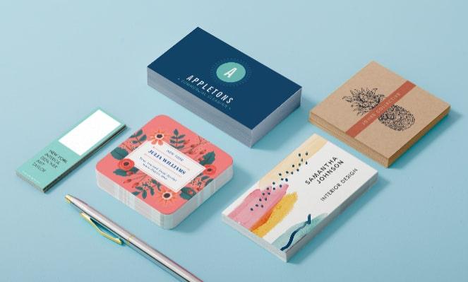 طراحی کارت ویزیت و کارت تجاری