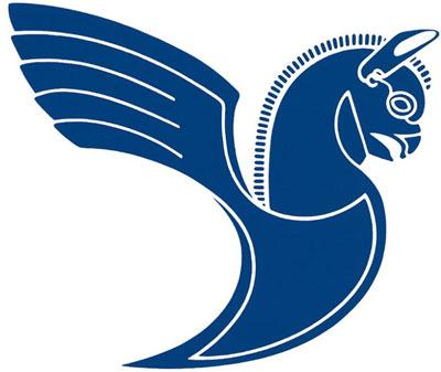 لوگو هواپیمایی هما جز معروفترین لوگوهای ایران