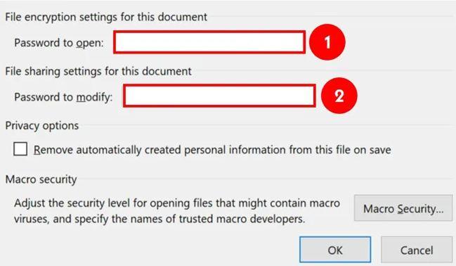 نحوه رمزگذاشتن بر روی فایل پاورپوینت
